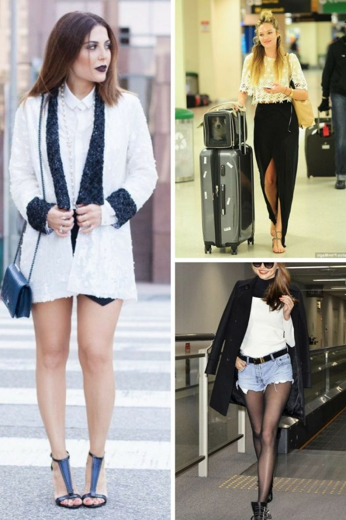 Airport Fashion: Traveling Style Guide 2019