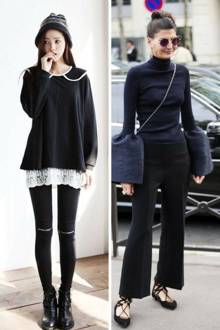 2018 All Black Clothes For Women (1)
