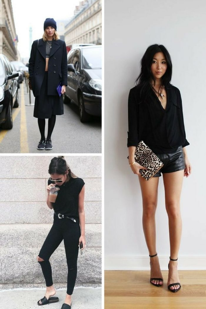 2018 All Black Clothes For Women (2)