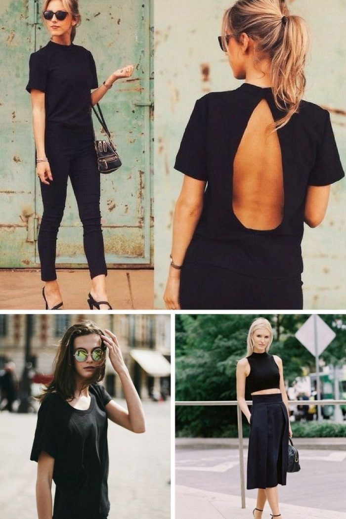 All Black Clothes For Women 2019