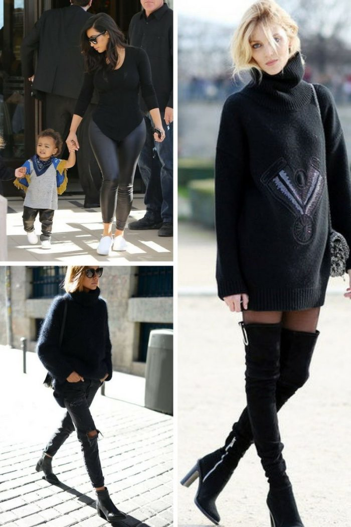 2018 All Black Clothes For Women (5)