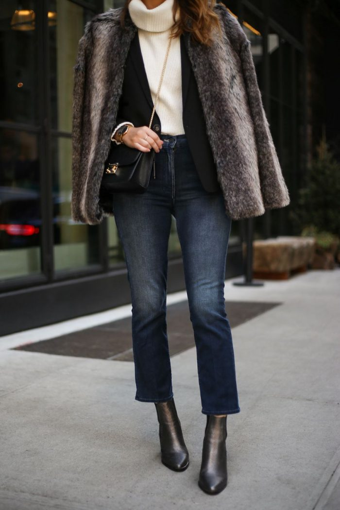 Ankle Boots And Jeans Combo For Women 2019