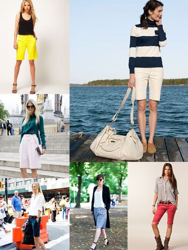 2018 Bermuda Shorts For Women (14)