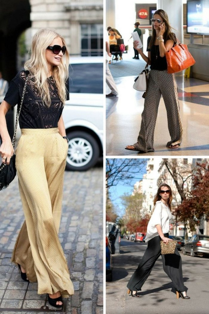 Summer Palazzo Pants For Women 2019