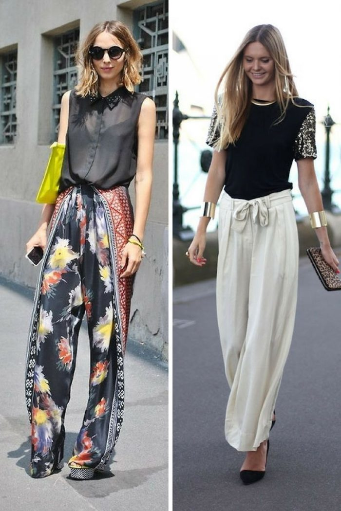 2018 Best Palazzo Pants For Women (7)