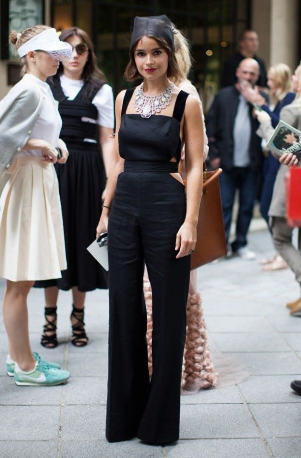 149a3c95e6b Cool Ways to Wear Rompers and Jumpsuits 2019 - StyleFavourite.com