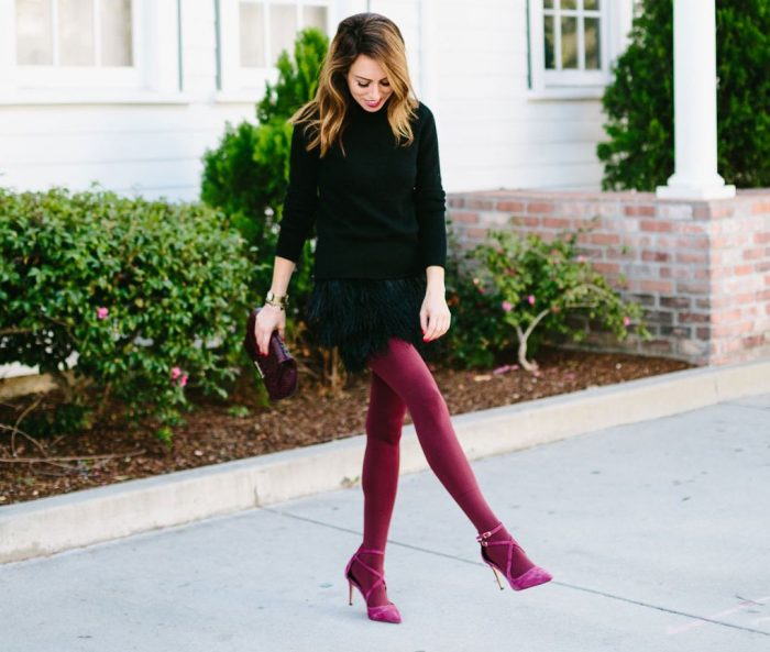 Tights That Make Your Outfits Look Awesome 2019
