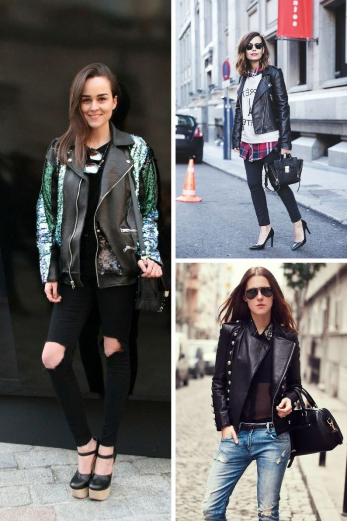Women's Biker Jackets To Try This Year 2019