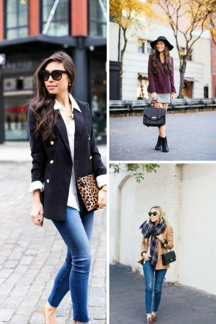 Blazers For Women Awesome Street Looks 2019