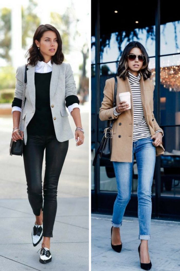 Blazers For Women 2018 Awesome Street Looks | Favourite Style