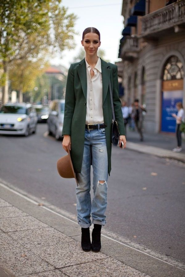 Best Ways To Wear Boyfriend Jeans For Women 2019