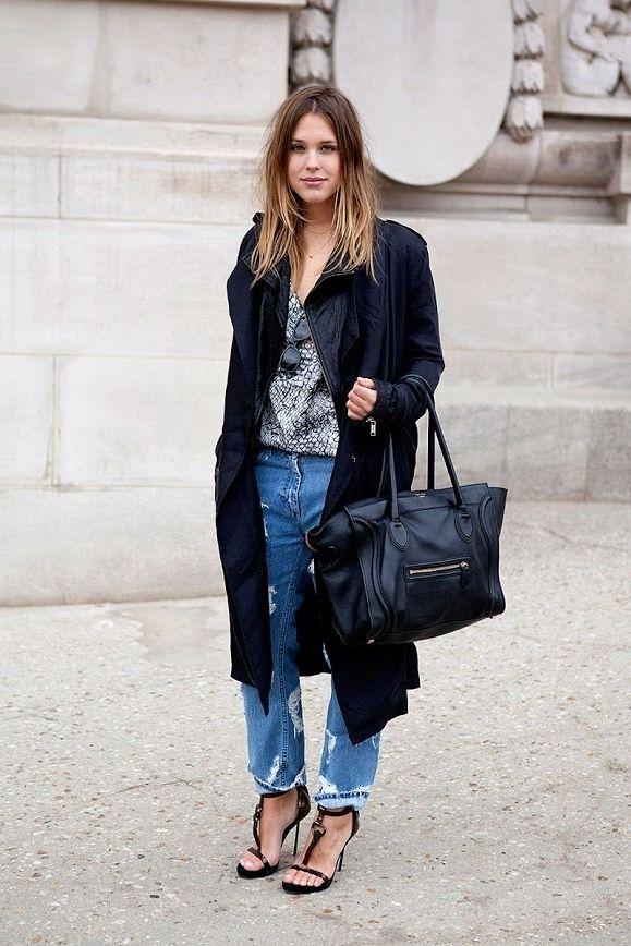 Best Ways To Wear Boyfriend Jeans For Women 2019