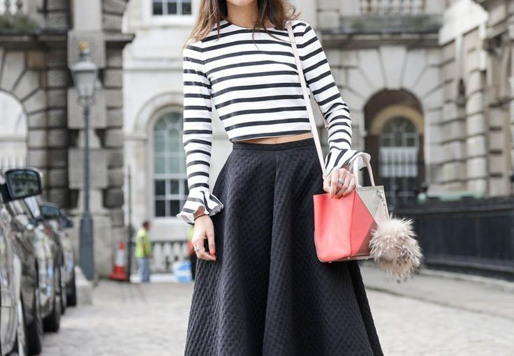 How To Make Calf-length Skirts Look Awesome