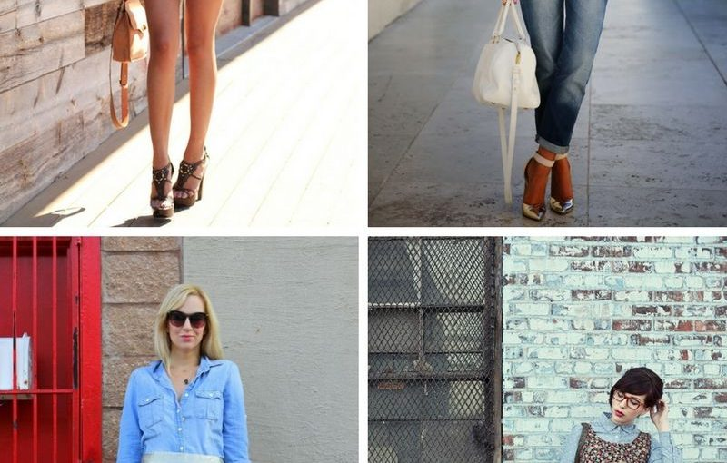 Women's Chambray Shirts For Summer