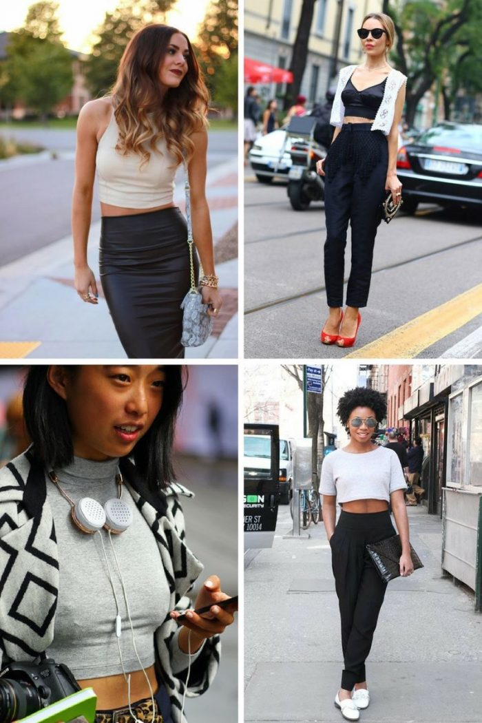 2018 Crop Tops For Street Walks (10)