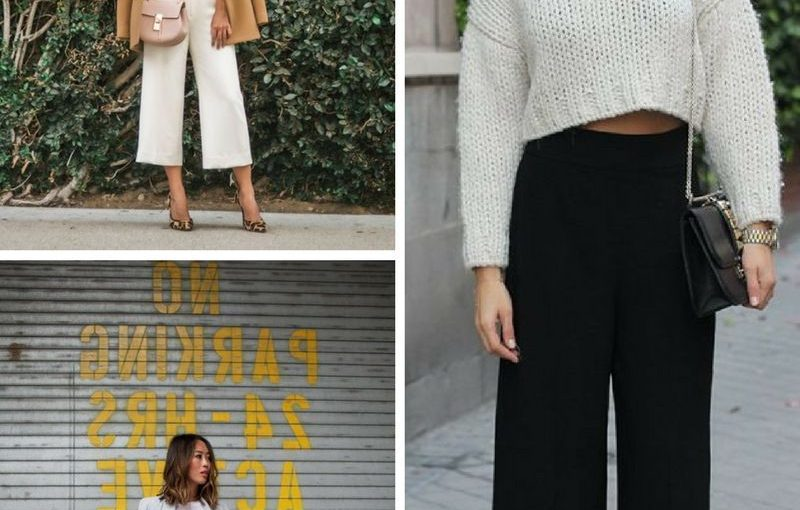 2018 Culottes Best Outfit Ideas (2)
