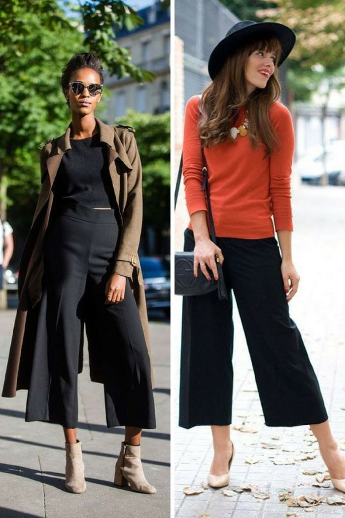 Culottes For Day And Night Looks 2020