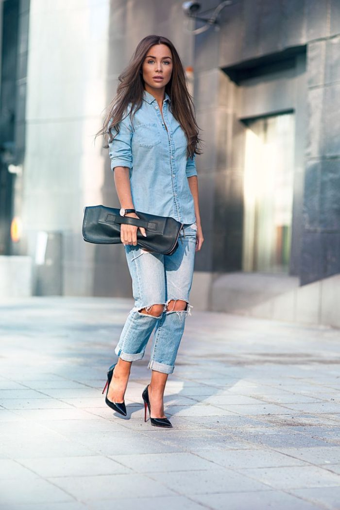 2018 Denim Trends For Women (11)