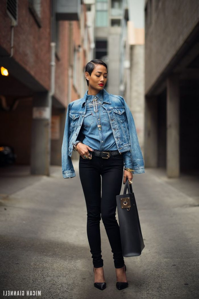 Women's Denim Clothes To Try Now 2020