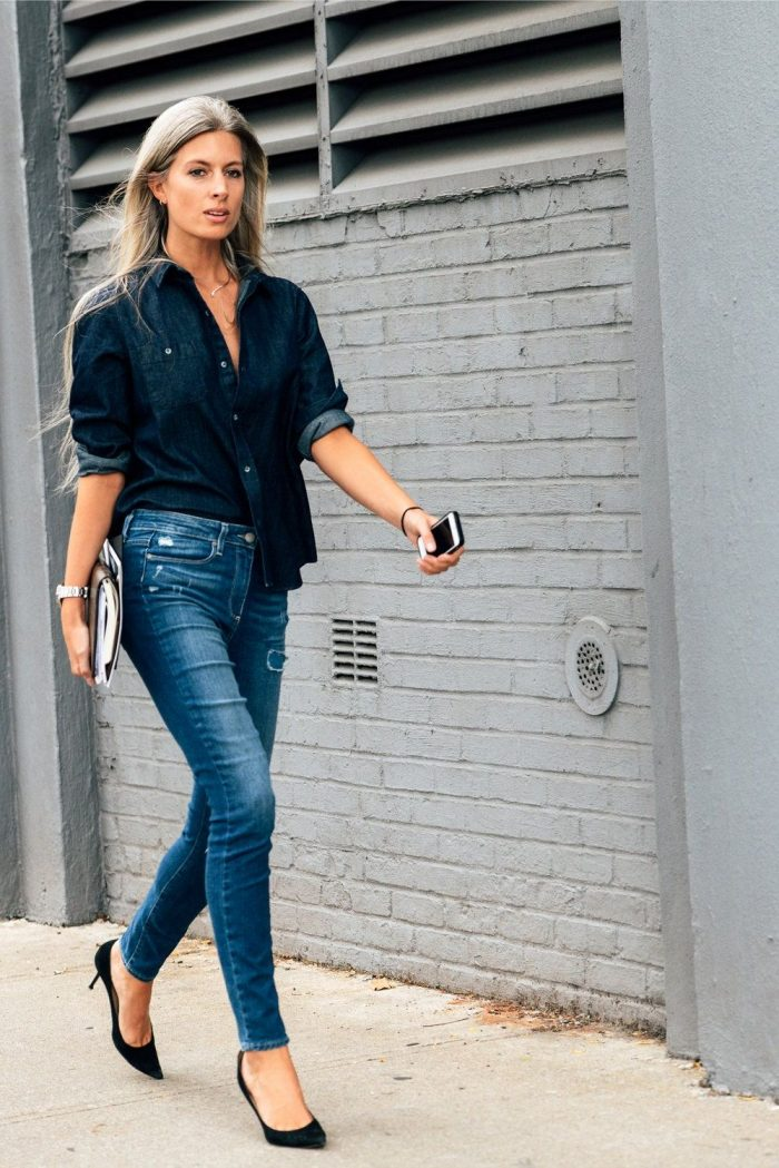 2018 Denim Trends For Women (5)