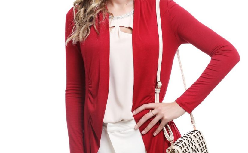 Draped Jackets For Women