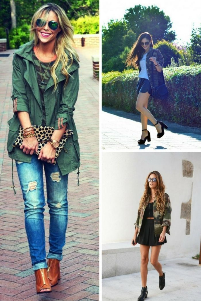 2018 Fall Camouflage Fashion For Women (5)