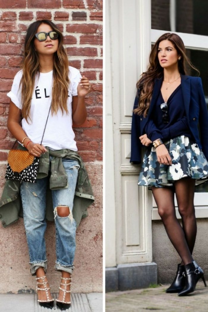 Fall Season Camouflage Fashion For Women 2019 - StyleFavourite.com