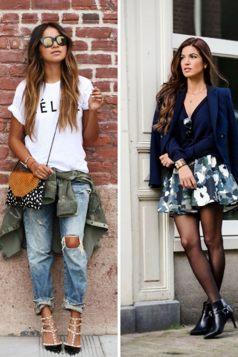 The It Fall Clothing Colors Of The Season: Fall Season Camouflage Fashion For Women 2019