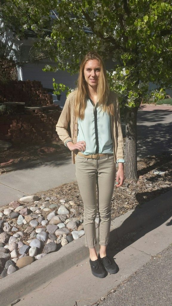 2018 Khaki Pants For Women (12)