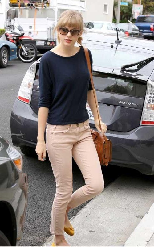 2018 Khaki Pants For Women (14)