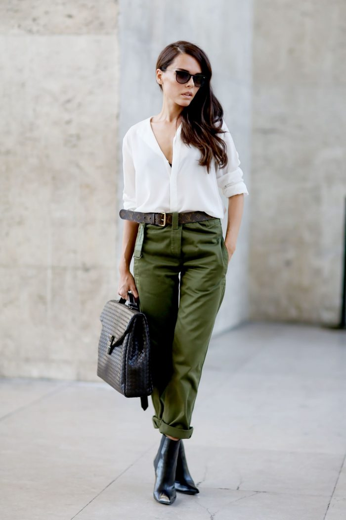 2018 Khaki Pants For Women (19)