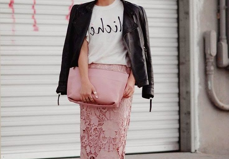 2018 Lace Skirts To Try Now (1)