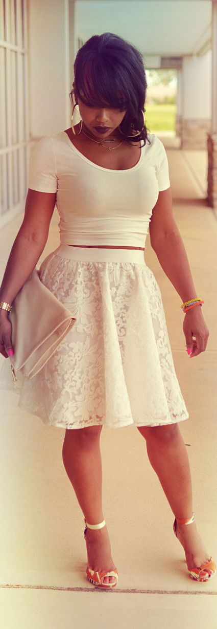 Best Lace Skirts 2019