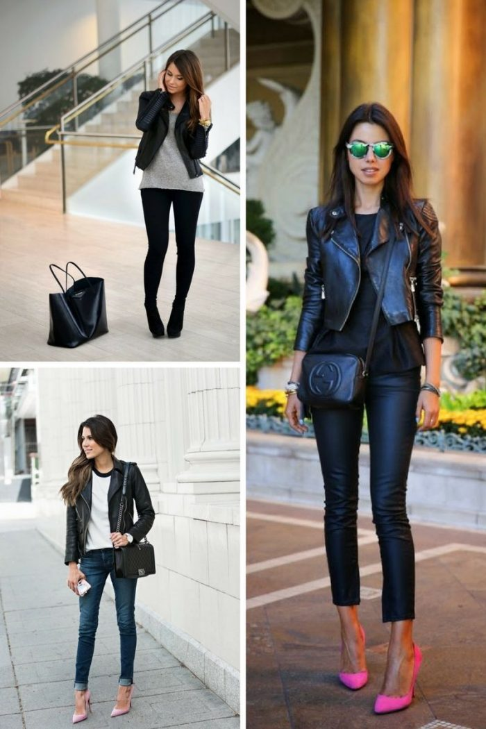 2018 Leather Clothes For Women (1)
