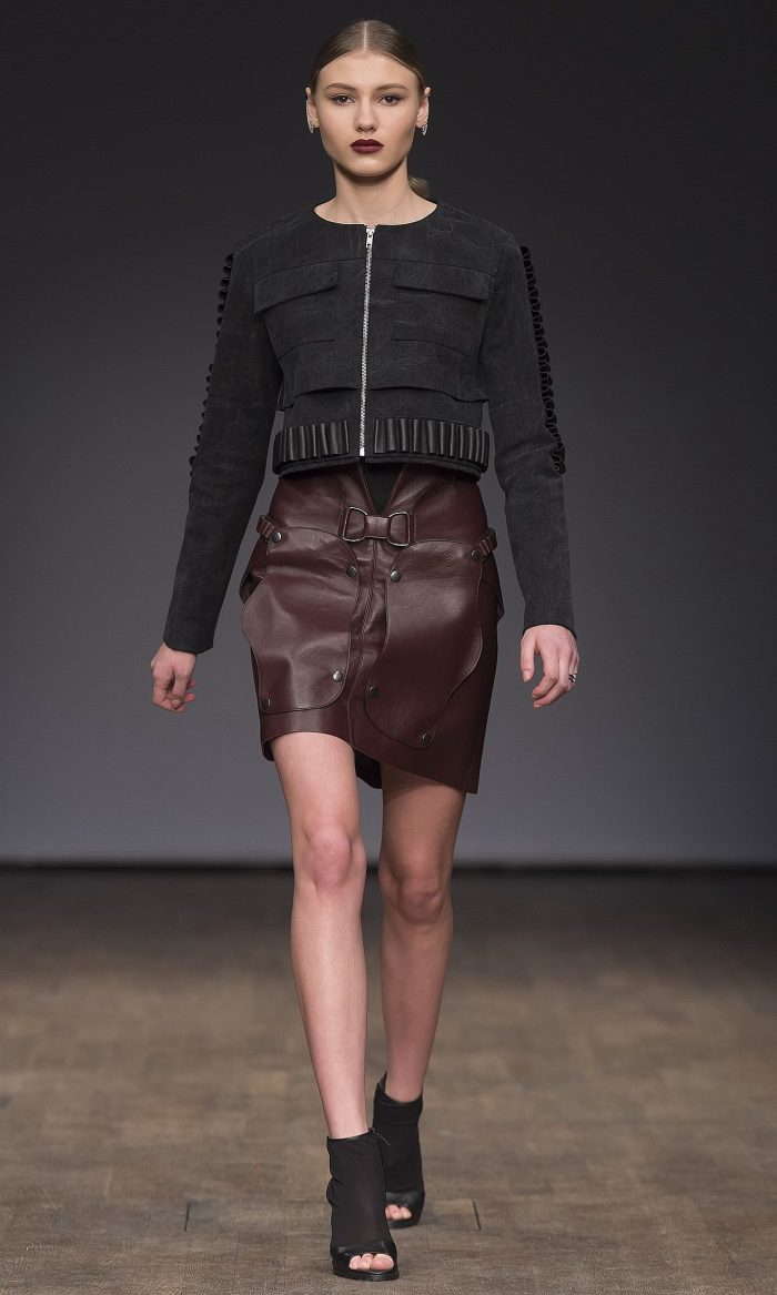 Leather Skirts To Wear From Day To Night 2019