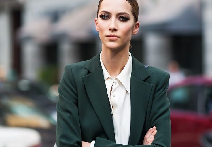 Menswear Style Pieces For Women To Invest