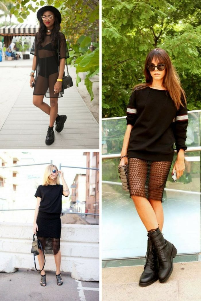 Mesh Clothes For Women 2021