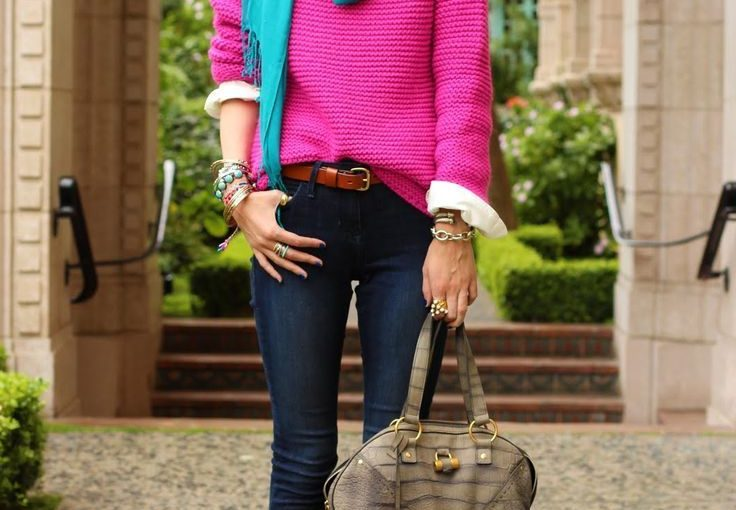 2018 Mixing Matching Colors In Clothes For Women (1)