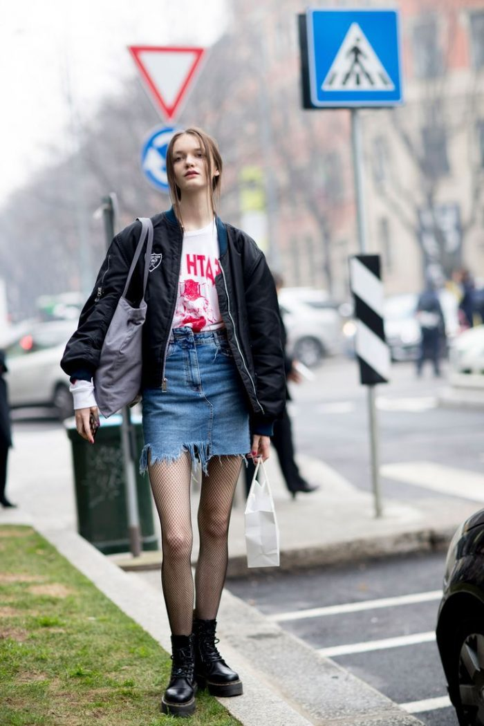 Model Off-Duty Outfit Ideas 2019