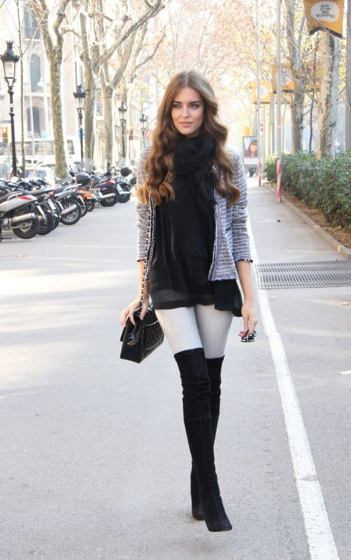 Favorite Over-the-Knee Boots For Women 2019