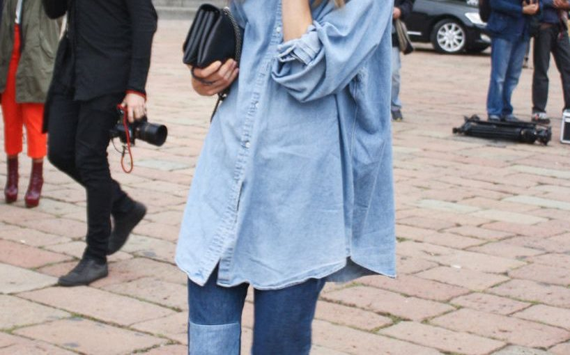 Oversized Fashion Trend For Women Is Back
