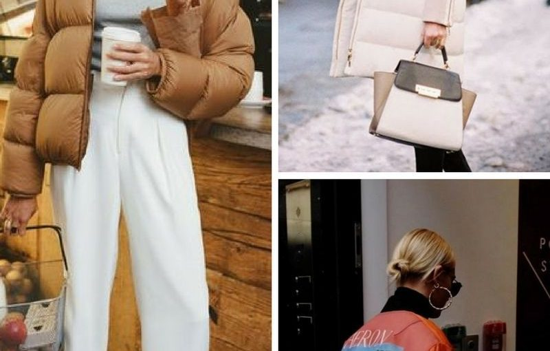 Women's Oversized Clothes Trend
