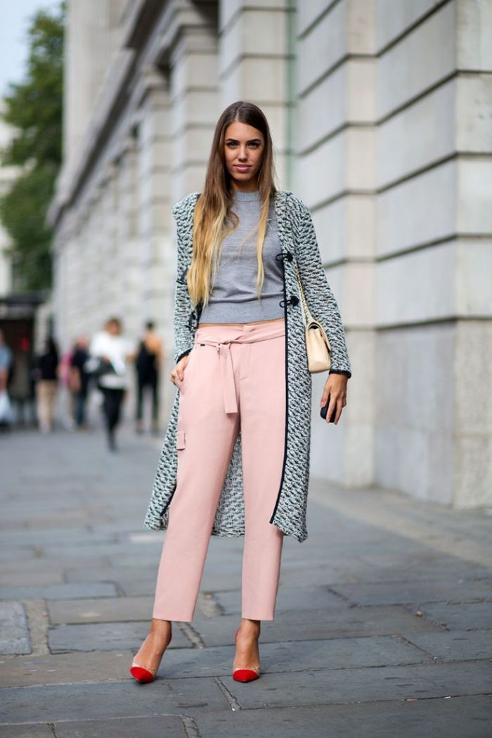 2018 Pastel Colors Trend For Women (3)