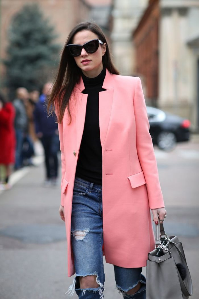 How Women Should Wear Pink And Look Grown Up 2020