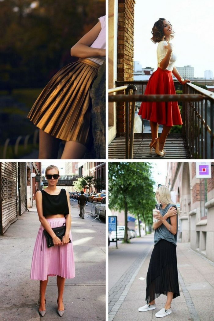 Pleated Skirts For Women To Stay Fabulous 2019