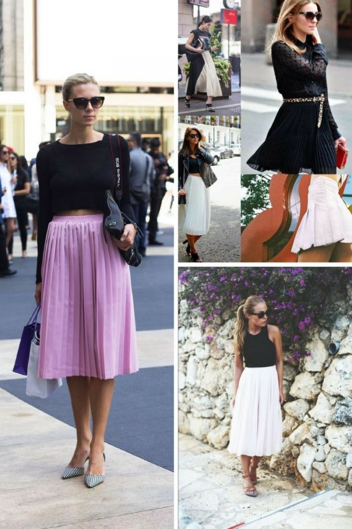Pleated Skirts For Women To Stay Fabulous 2020