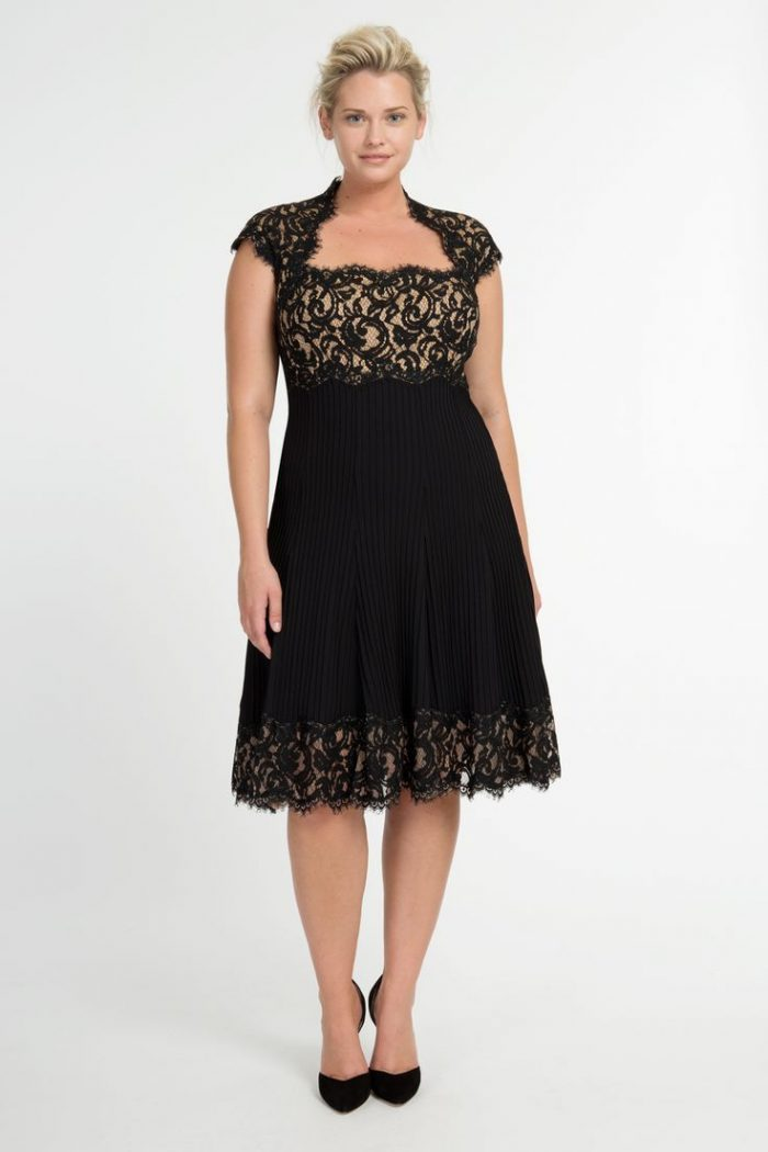 Plus-Size Party Dresses 2019