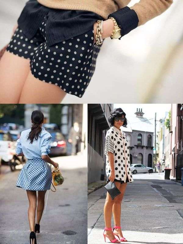 2018 Polka Dots Print For Women (19)