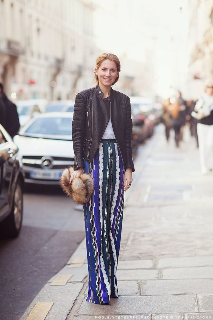 Fancy Printed Pants For Women 2020