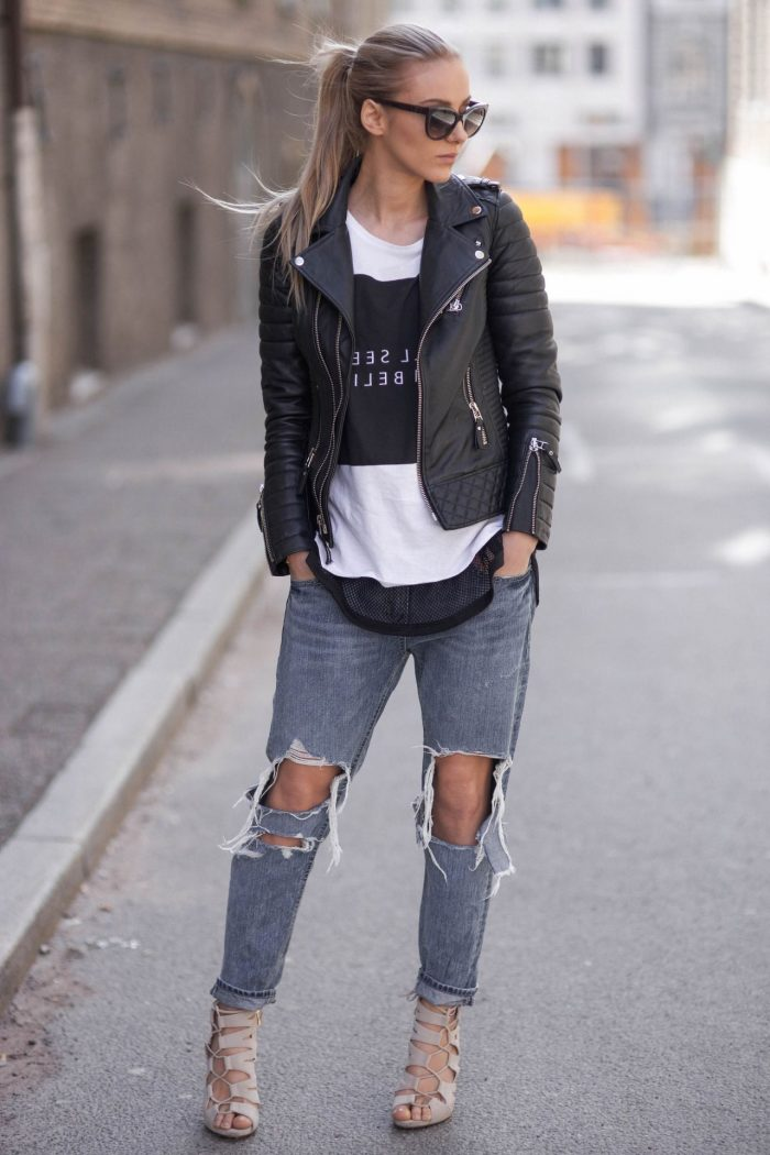 Ripped Jeans For Women 2019